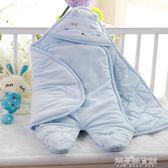 嬰兒睡袋兒童多功能連腳睡袋水晶絨寶寶睡袋春秋冬保暖睡袋【解憂雜貨鋪】