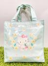 【震撼精品百貨】凱蒂貓_Hello Kitty~日本SANRIO三麗鷗 KITTY 防水袋/手提袋-藍天使#12118