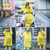 雨衣成人長款雨衣透明男女電動車自行車騎行雨披【繁星小鎮】