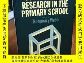 二手書博民逛書店Practitioner罕見Research In The Primary SchoolY12800 Rose