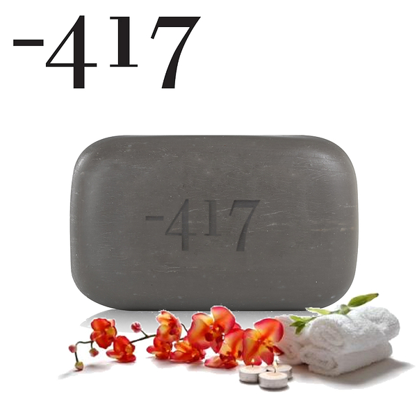 Minus 417 逆齡白皙死海奇蹟皂 125g