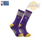 洛杉磯湖人 Los Angeles Lakers 菁英款籃球襪,全毛巾底 25-27(L) 單一尺寸