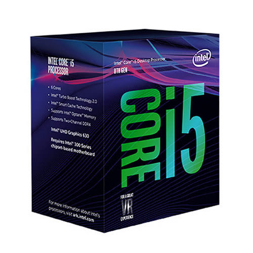 Intel 英特爾 CORE i5-8400 9M 2.80GHz 處理器~特殊商品拆封恕不退貨!~