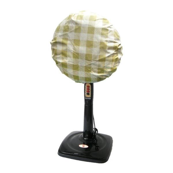 【DO192】圓形電扇套-鬆緊帶款 電風扇防塵罩 收納防塵套10-14吋立扇電扇套 EZGO商城