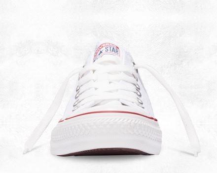 CONVERSE 經典 基本款 低筒 帆布鞋 男女款 NO.M7652C