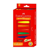 【Faber-Castell 輝柏繪畫系列】握得住可擦拭蠟筆-24色 122924