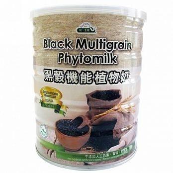 統一生機~黑穀機能植物粉850公克/罐
