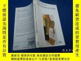 二手書博民逛書店Mian罕見Kundera Les testaments trahis(不認識外文,作者、出版社等等,以圖片為準,