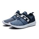 KANGOL 深藍 藍白 繃帶 懶人鞋 ...