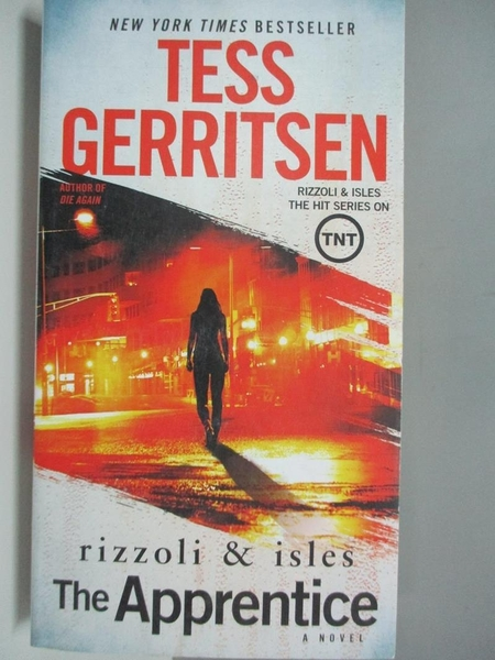 【書寶二手書T1/原文小說_ABI】The Apprentice_Gerritsen, Tess