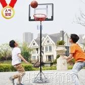 兒童籃球架子兒童成人室內落地式籃球框可升降行動家用籃球架戶外 DF 交換禮物