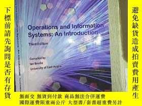 二手書博民逛書店Operations罕見and Information Syst