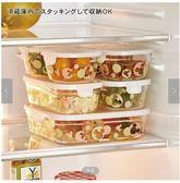 【京之物語】日本米奇耐熱玻璃保存盒 保鮮盒200ML兩入IWAKI-預購商品