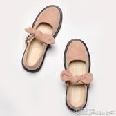 娃娃鞋 日繫瑪麗珍春秋單鞋圓頭學院風軟妹娃娃鞋文藝復古小皮鞋  瑪麗蘇