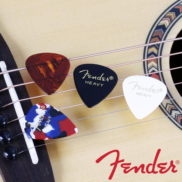 小叮噹的店 - PICK 彈片 (買4送1) Fender 撥片 Classic