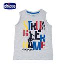 chicco-TO BE-英文字籃球背心上衣