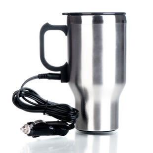 汽車用品 車載加熱水杯 車載保溫杯 車載水杯加熱杯 車用 加熱器 美芭