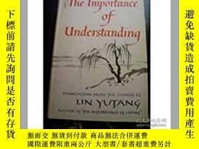 二手書博民逛書店The罕見Importance of Understanding