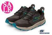 skechers 女運動鞋 GO TRAIL 2 防潑水塗層 越野 慢跑鞋O8250#咖啡◆OSOME奧森童鞋 零碼出清