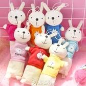 筆袋女文具袋兔子鉛筆袋文具盒男小學生可愛簡約創意兒童 提拉米蘇