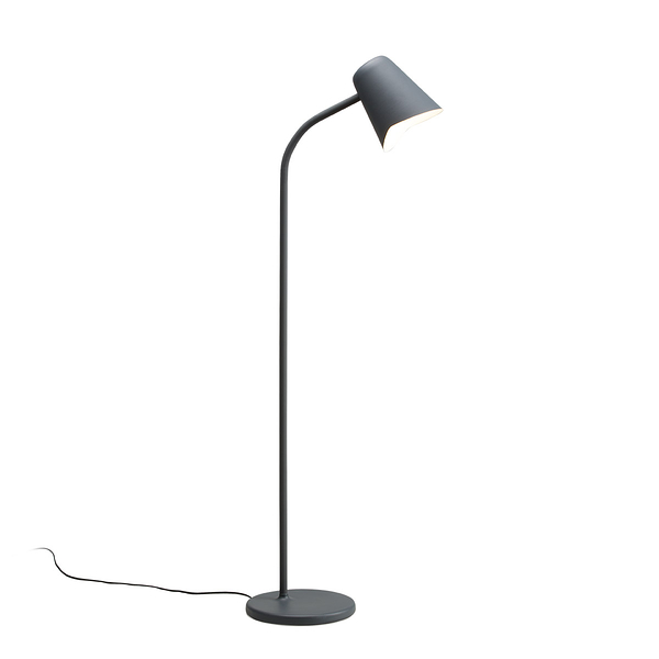 挪威 Northern Lighting Me Floor Lamp 我行我素 立燈 / 閱讀立燈(霧面灰色)
