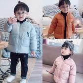 冬裝兒童羽絨棉內膽男童女童棒球棉服中小童棉襖童裝外套上衣