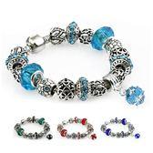 水晶串珠手鏈 飾品配件 s11