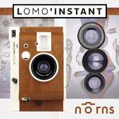 Norns 【Lomo'Instant 拍立得相機 棕色特別版鏡頭組合】lomography 重曝 B快門 四色濾鏡免運