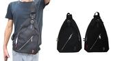 ~雪黛屋~SKYBOW 後背包小容量單左右肩雙後背二層主袋+外袋共三層防水尼龍布隨身BSS5001200600