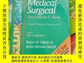 二手書博民逛書店Medical-Surgical罕見Core Content A