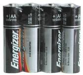 【勁量 Energizer 電池】 勁量Energizer AA3號 E91 鹼性電池/勁量3號電池 (4入/封-收縮膜)