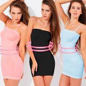 魔法e裳《平口長版3D美體衣 》*輕機能塑身衣*可當長版襯裙背心-D020