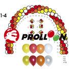 【大倫氣球】氣球拱門組合-糖果色款  B...