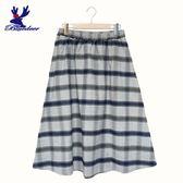 American Bluedeer-格紋休閒裙