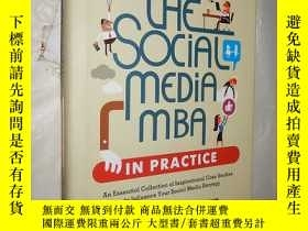 二手書博民逛書店The罕見Social Media MBA in Practic