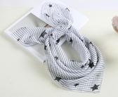 方巾絲巾桑蠶絲薄款紗巾圍巾