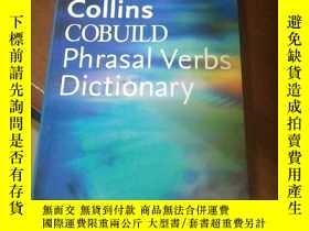 二手書博民逛書店Collins罕見COBUILD Phrasal Verbs DictionaryY5803