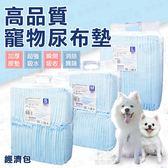 高品質寵物尿布墊-經濟包 (宅配限8包內一箱專用-無法超取)寵物尿墊 吸水尿墊 抗菌脫臭 超強吸水