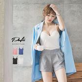 (現貨-粉、藍)PUFII- 小可愛 細肩帶無痕罩杯背心小可愛 4色 - 0312現+預 春【BP7384】