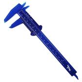 雷鳥 游標卡尺 0-15cm測量工具 NO.406/一盒12支入(定55) 可測長厚度 塑膠材質 全新 多功能