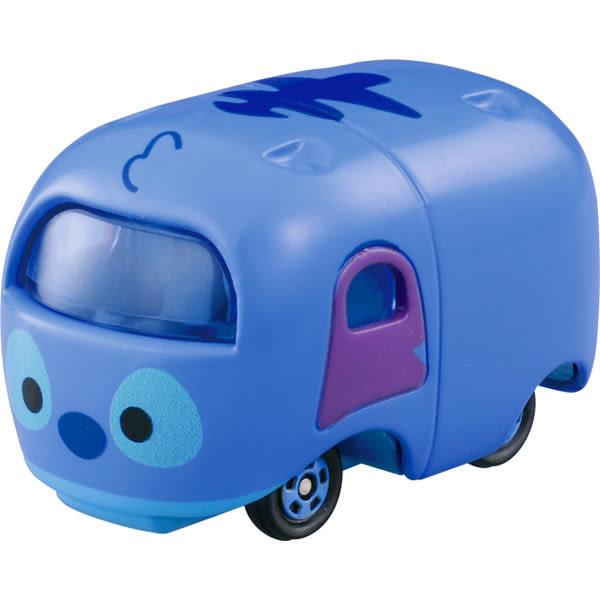 迪士尼多美小汽車 Tsum Tsum 史迪奇小汽車模型玩具/金屬模型車/兒童玩具(可堆疊) [喜愛屋]