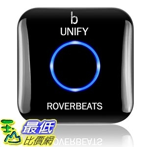 [105美國直購] Etekcity 4.0 Receiver Audio Adapter (NFC-Enabled) for Sound System 音頻適配器