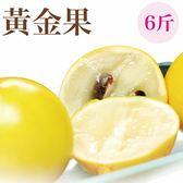 自然農法黃金果6斤(中顆/約15顆)(免運宅配)