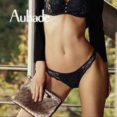 Aubade-熱情墨西哥L蕾絲丁褲(黑)AD