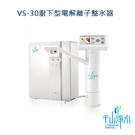 千山淨水VS-30廚下型離子活水機(三枚四槽)