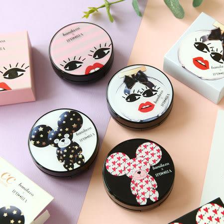 韓國 Banila co X IPHORIA 限量聯名款CC氣墊粉餅1+2組合(補充蕊) 粉盒+15g*2 底妝 粉底