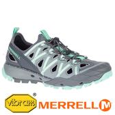 【MERRELL 美國】CHOPROCK SHANDAL 女水陸兩棲鞋『灰/薄荷綠』034170 功能鞋.多功能鞋.登山鞋
