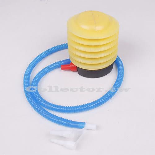 手壓腳踩式打氣筒 氣球 瑜伽球 游泳圈 跳跳馬 充氣床 打氣筒 打氣泵