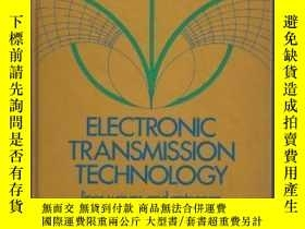 二手書博民逛書店Electronic罕見Transmission Technology: s Waves And Antennas
