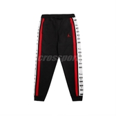 Nike 長褲 Jordan Air Fleece Pants 黑 紅 男款 棉褲 刷毛 喬丹 【PUMP306】 BQ5665-010